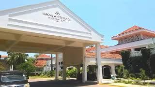 Sarova Whitesands Beach Resort hotel, Mombasa Kenya