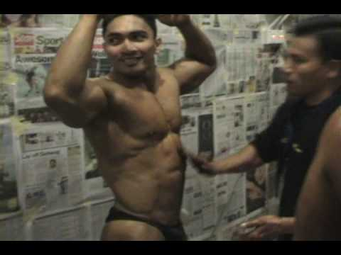 Backstage: Azlisham Zakaria SC38 (Part 2)
