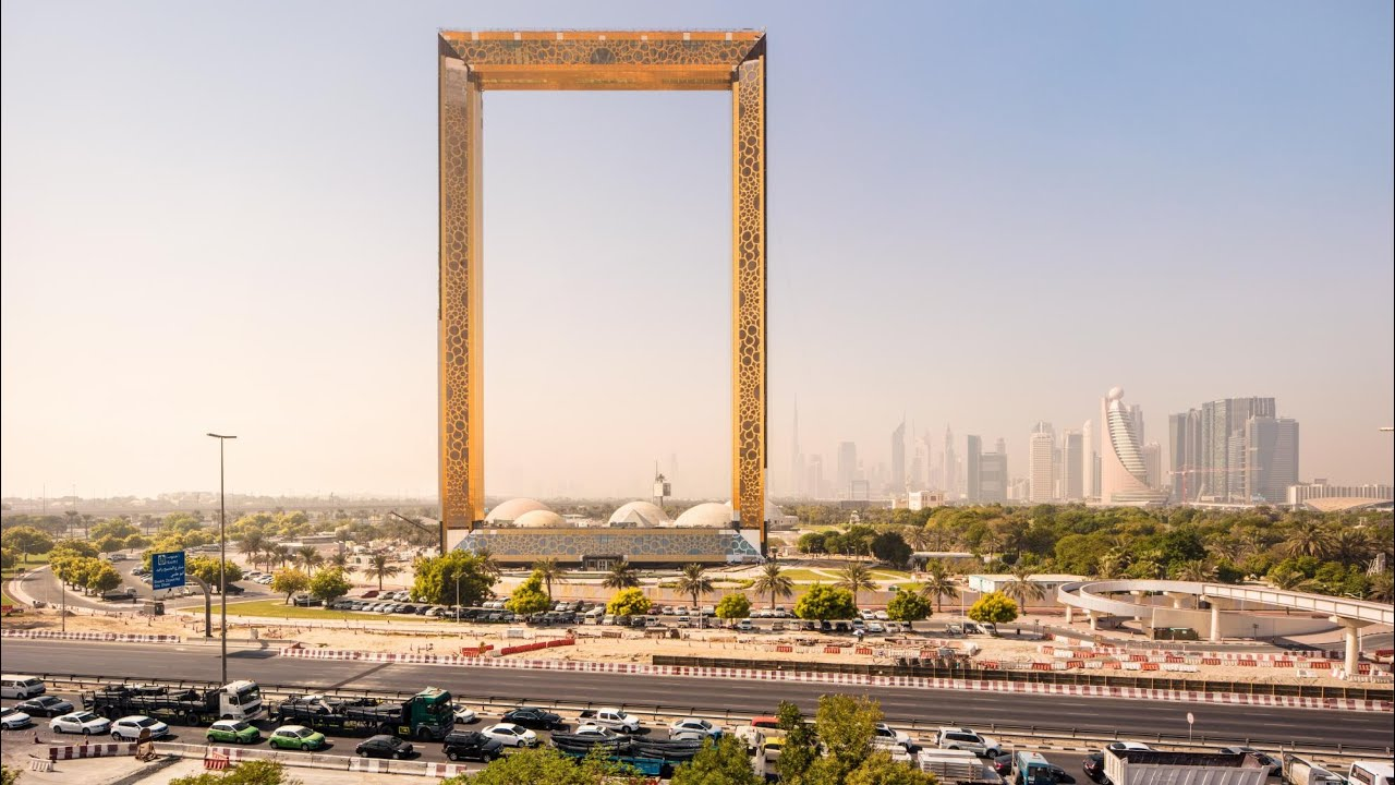 Dubai Frame: UAE's latest surreal landmark frames a