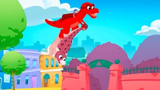 My Dino Superhero  Cartoons For Kids  Mila and Morphle