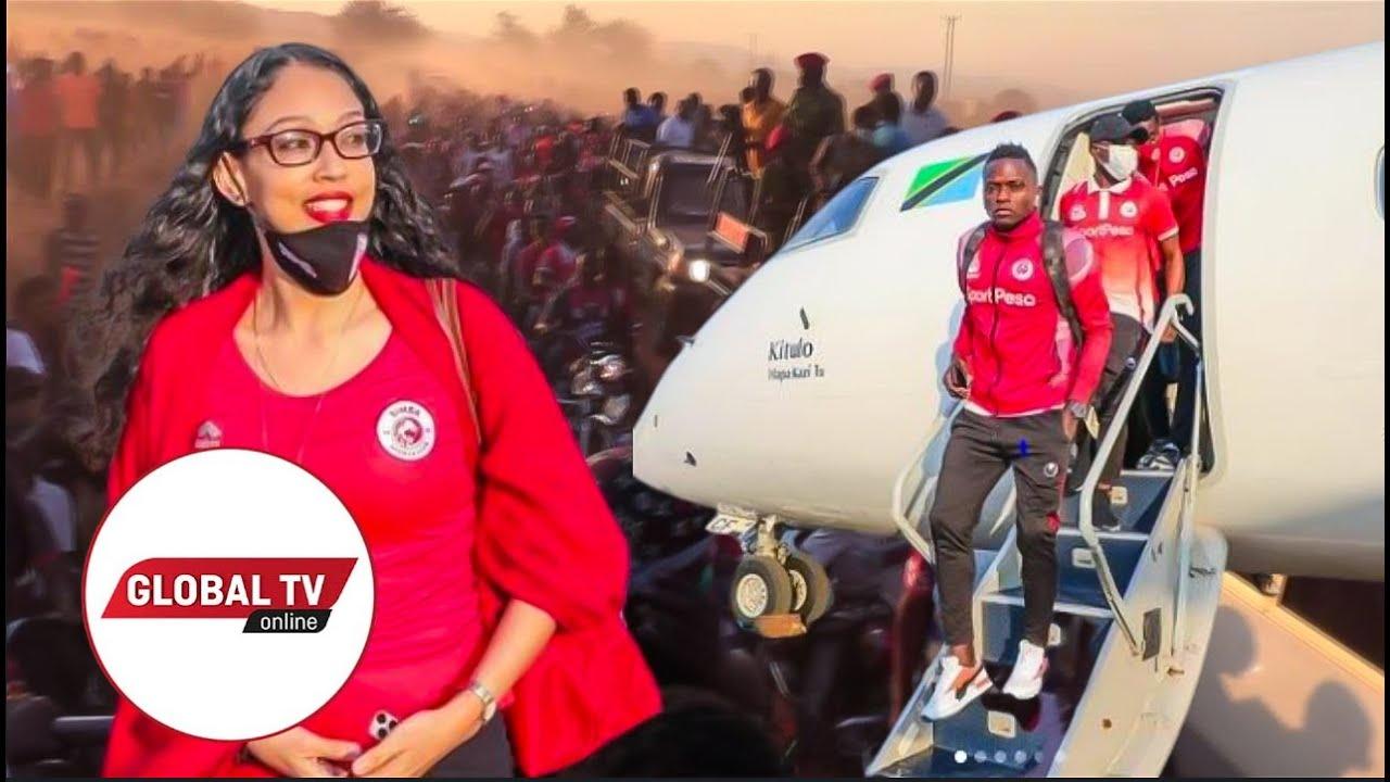 Download 🔴#LIVE KIGOMA: SIMBA Wavunja REKODI, MAPOKEZI YAKE ni KAMA WAFALME, WATUA na FULL KIKOSI...