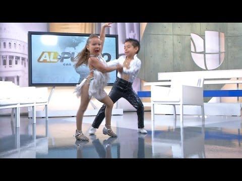 Punto y Seguido: pequeños bailarines causan sensación