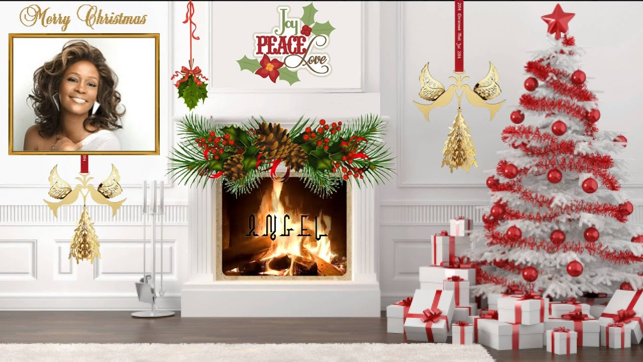 Whitney houston ☆ one wish for christmas youtube