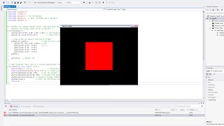 how to set up opengl and glut in visual studio c