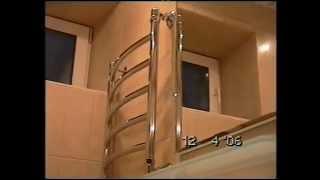Видео ремонта ванной и туалета - 2006 www.remsanteh.ru