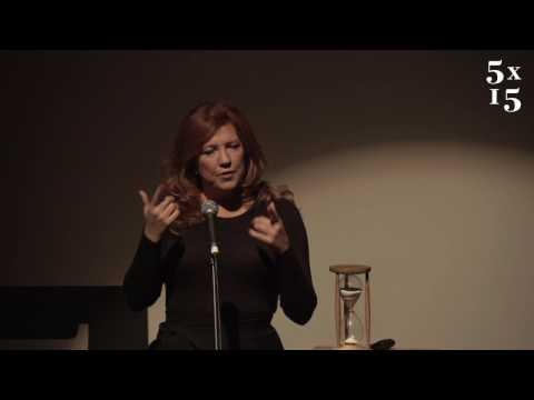 Pippa Malmgren @ 5x15 - Signals