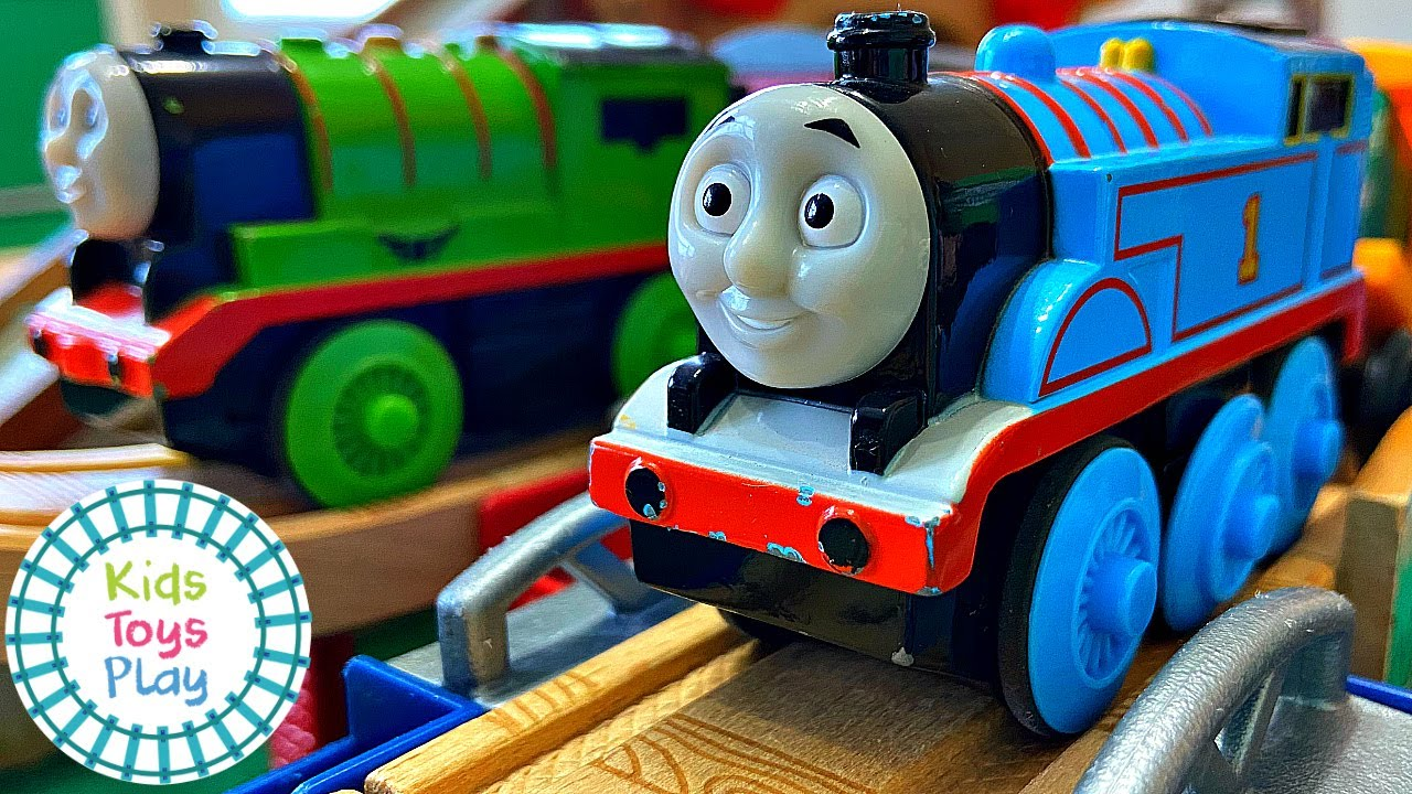 Thomas and Friends HUGE Totally Thomas Town Unboxing Compilation