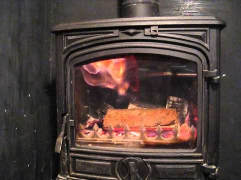 How to light a fire and keep it alight! part 2