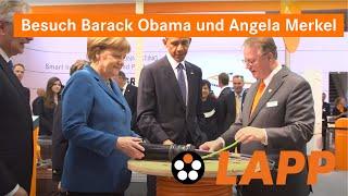 Barack Obama und Angela Merkel beim Kabelhersteller Lapp auf der Hannover Messe 2016(, 2016-04-25T19:59:42.000Z)