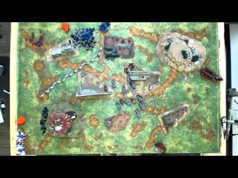 TSG Gamecast 7.12: Orks (TJ) vs. Necrons (Cerino)