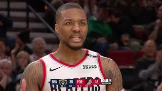 Denver Nuggets vs Portland Trailblazers | April 7, 2019