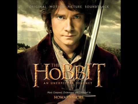 The Hobbit: An Unexpected Journey OST - CD1 - 04 - Axe Or Sword?