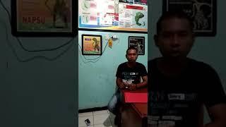 Deklarasi Anti Hoax Oleh Sisco Kantohe Warga Kampung Lai Kec. Siau Tengah