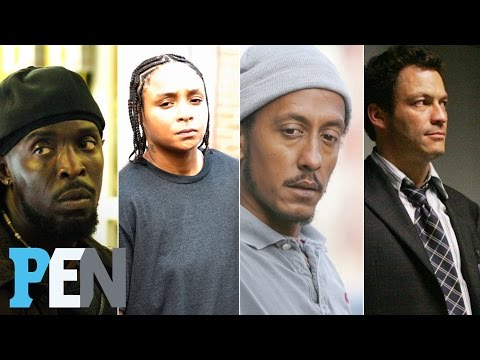 'The Wire' Cast Reminisces About The Legendary HBO Show | PEN | People streaming vf