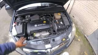 почему двигатель свистит \ Why the engine whistles