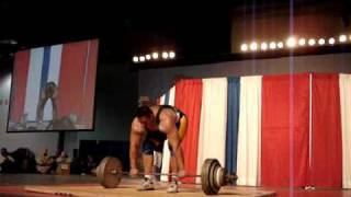 Mikhail Koklyaev - Arnold Classic 2009  CJ500 lbs