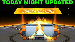 Today night updated New Top up Events New Emote in free fire store gaming