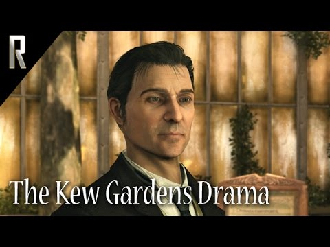 ► Sherlock Holmes: Crimes and Punishments - The Kew Gardens Drama