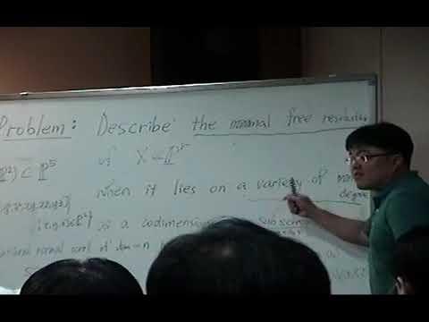 Park, Euisung / Non-arithmetically Cohen-Macaulay divisors on a rational normal scroll