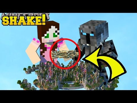 Minecraft: THE WORLD IS SHAKING!!! - Parcels - Custom Map [4]