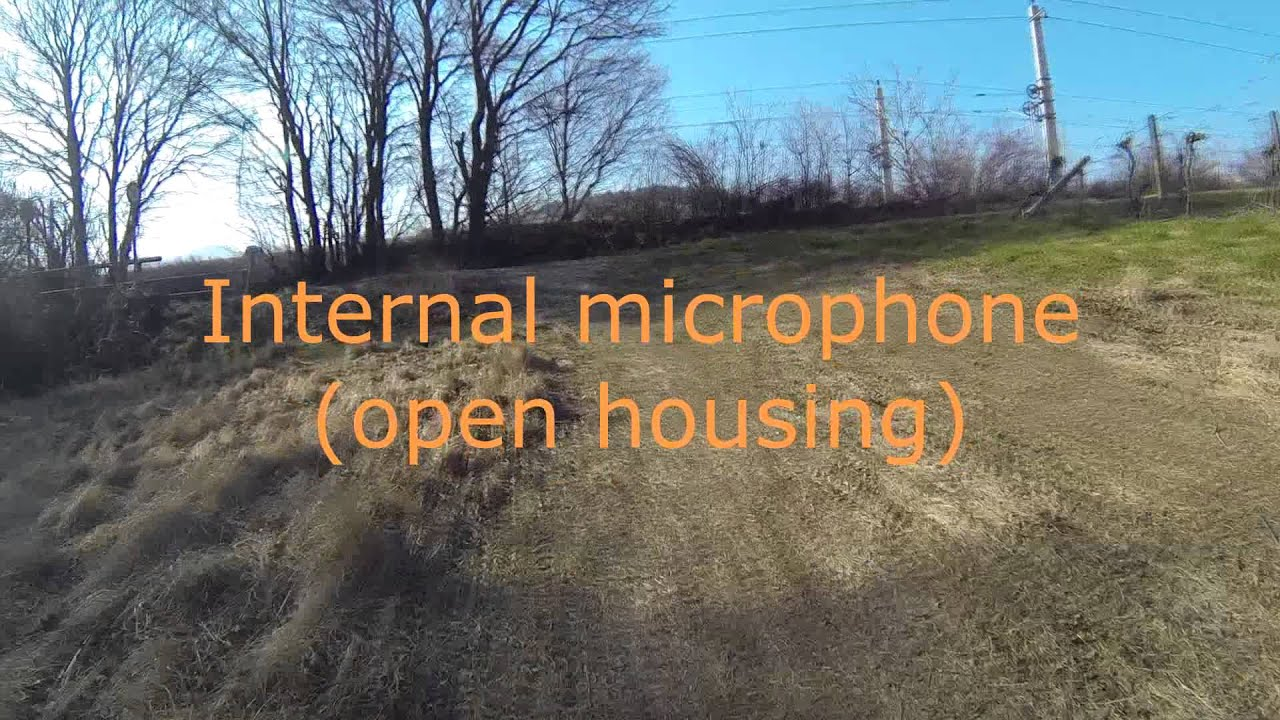 Diy Gopro Hero 3 Mini Usb External Microphone Cable No Housing Wiring Diagram Modification Required Mtb Demo