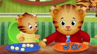 Daniel Tiger - Baby Margaret is My Best Friend!   Videos for Kids