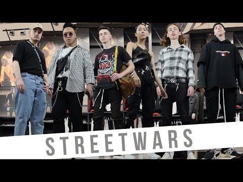 JAKÉ OUTFITY SE UKÁZALY NA FINÁLE ? STREET WARS #1