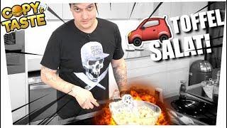 Der schnellste, einfachste & geilste Kartoffelsalat überhaupt! 🥔🥗 Copy & Taste #CaT
