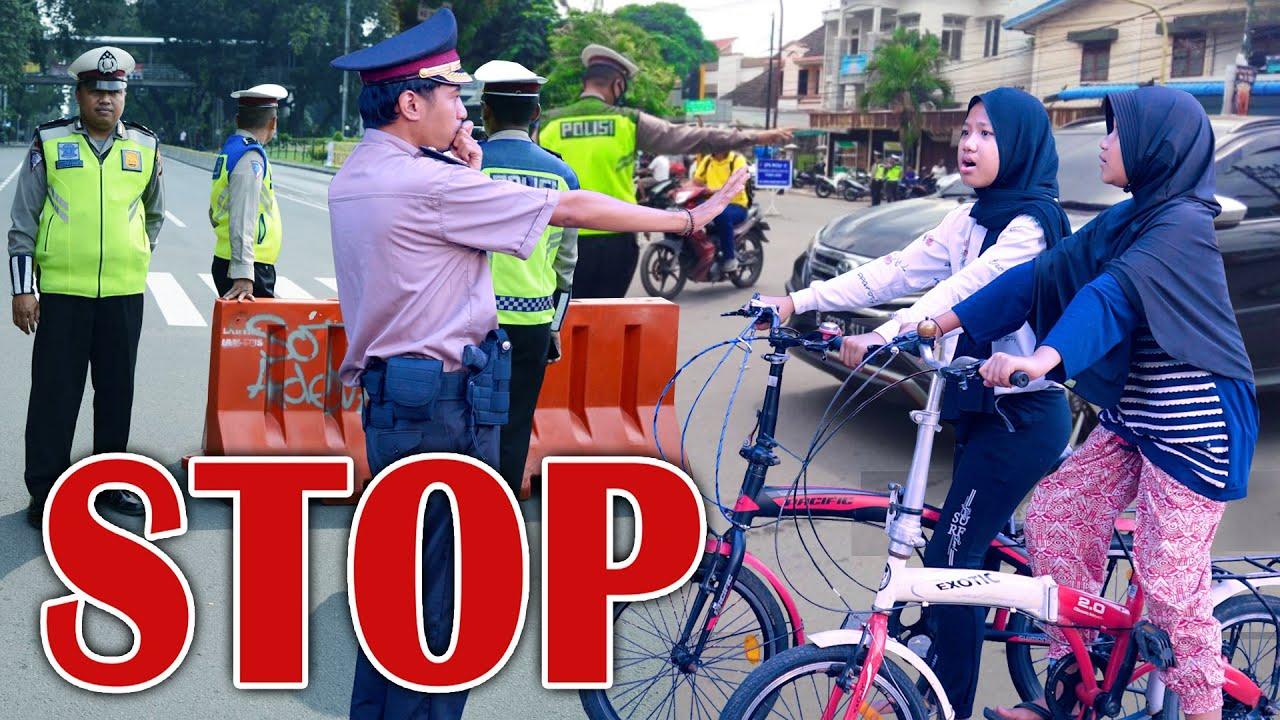DRAMA | Dinda Di Tilang Polisi