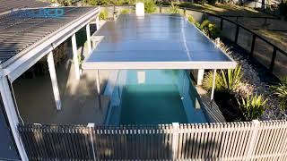 Maleco Swimming pool Cover