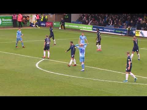 Southend United V Coventry City Highlights