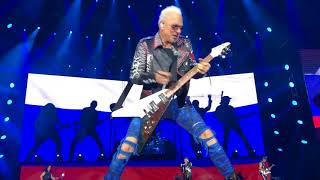 Scorpions Make It Real Moscow 2017