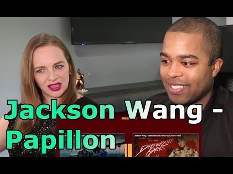 Jackson Wang - Papillon (REACTION 🎵)