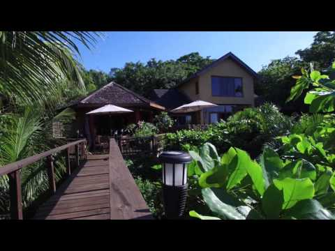 Exclusive luxurious boutique hotel and resort for sale on Roatan, Western Caribbean - $2,500,000