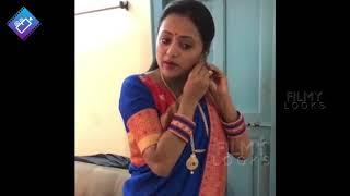 Anchor Suma Makeup Room For Star Mahila Show    #AnchorSuma    Filmylooks