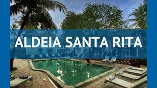 ALDEIA SANTA RITA 3* Индия Север Гоа обзор – отель АЛДЕИА САНТА РИТА 3* Север Гоа видео обзор