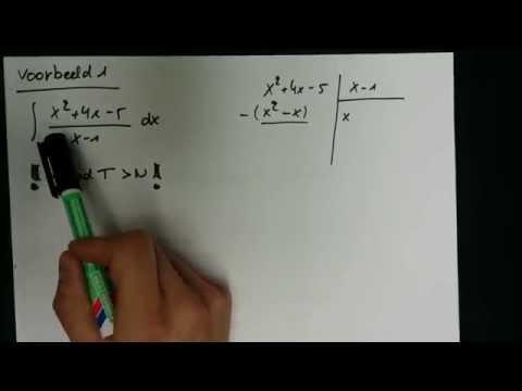 Wekelijks wiskunde 11 splitsen in partieel breuken from YouTube · Duration:  6 minutes 26 seconds