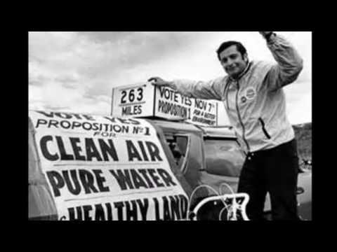 1960-1970 Environmental Movement