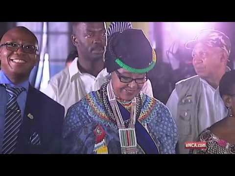 Winnie contests 1996 Mandela divorce
