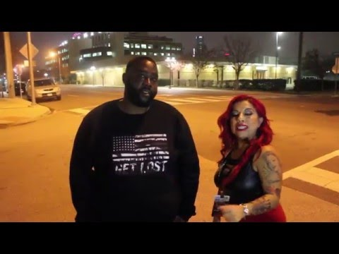 Dirt in the Streets TV  x Que P's Black Christmas
