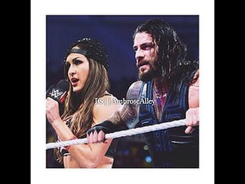 Roman Reigns & Nikki Bella | WWE Edit
