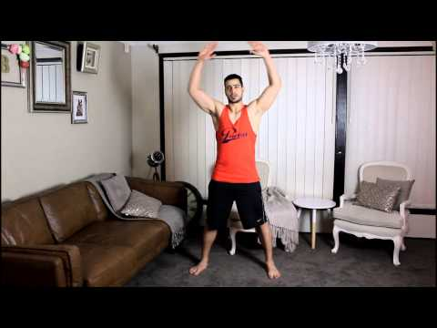 HOW TO JUMPING JACKS / STAR JUMPS CORRECTLY TUTORIAL FITNESS WORKOUT thumbnail