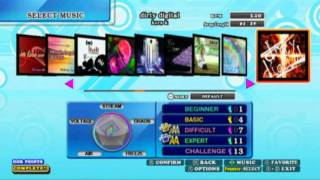 DDR II / Hottest Party 5 (Wii 2011) - Full Songlist with All Unlocks (Direct Line)