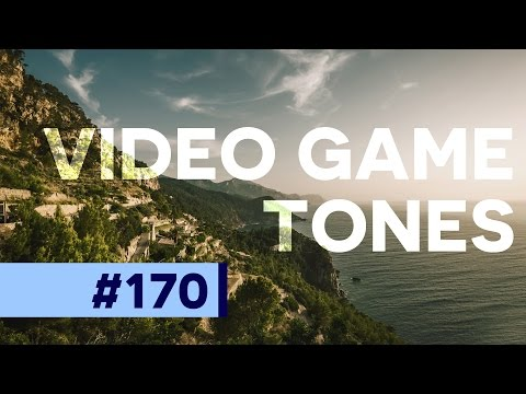 Epic Video Game Color and Tone for your Photos (Photoshop Tutorial) | Educational