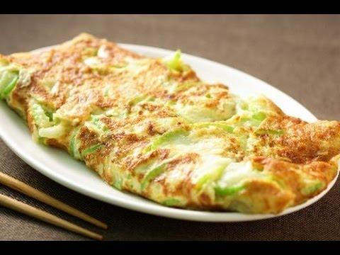 【楊桃美食網】古早味的絲瓜煎餅