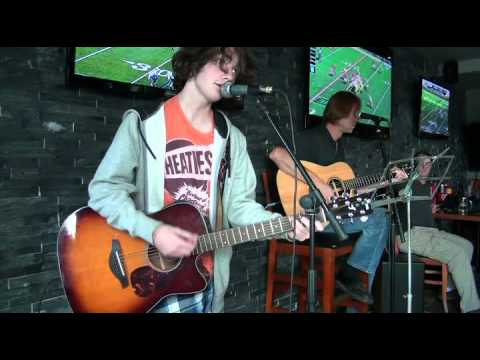 Song Covers by Kids at Open Mic