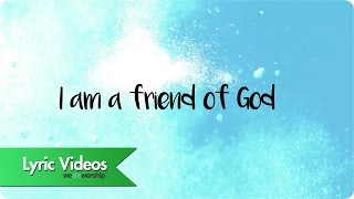 Friend Of God | Kid's Worship Ultimate Collection (OFFICIAL LYRIC VIDEO)