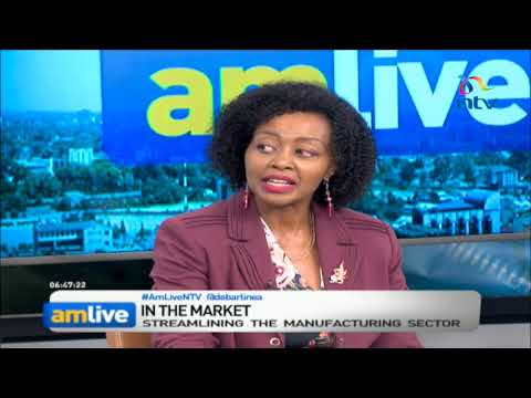An in-depth look at the state of Kenya's manufacturing industry - In the Market
