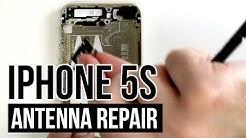 iPhone 5s Antenna Repair Video Guide