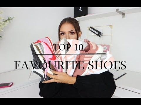 SHOE COLLECTION | My Top 10 Favourite Pairs | 2018
